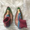 Handknitted woolen socks Created By Craftistiqué by Shweta Posted By Shweta Sandhu