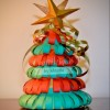 Handmade Christmas Tree Created By Craftistiqué by Shweta Posted By Shweta Sandhu