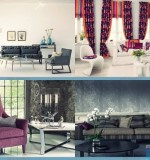 Mixed Home Decor Created By Rankoussi Posted By Rankoussi