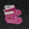 Girls boots 0-3mths Created By JOJO Maman Bebe Posted By Kids Fashion Qatar