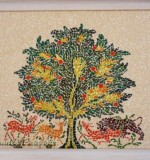 Nature Designed Mosaic Created By  Posted By Mosaic Artist Amneh baagour