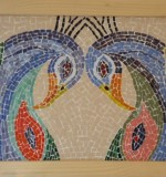 Nature Mosaic Created By  Posted By Mosaic Artist Amneh baagour