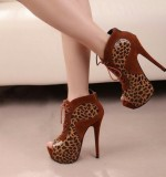 Brown Shoes Created By  Posted By Aisha Fashion World