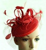Wedding/party fascinator Created By  Posted By Aisha Fashion World