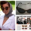 Cat-Eye Sunglasses Created By  Posted By Aisha Fashion World