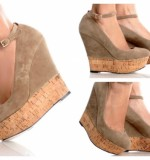 Ankle Strap Wedge Created By  Posted By Aisha Fashion World