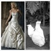 Wedding Gown Created By  Posted By Aisha Fashion World