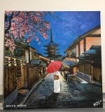 Kyoto Yasaka Pagoda size :16x16 Created By Marvin Eugenio Posted By Marvin Eugenio