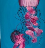 Pearl Jellyfish Created By  Posted By Buket Atabek Melis
