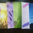 Customised Bookmarks Created By Artist Samantha Posted By Samantha Viswas