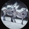 The Twin Zebras Created By Yonaka Art Posted By Yonaka Art