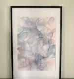 Abstract Created By Artist Posted By Jane Aleshina