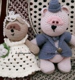 hand made doll Created By Aesthetic crochet Posted By Aesthetic Crochet