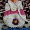 mini backpack Created By Aesthetic crochet Posted By Aesthetic Crochet