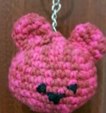 keychain Created By Aesthetic crochet Posted By Aesthetic Crochet