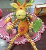 hand made doll# crochet dolls Created By Aesthetic crochet Posted By Aesthetic Crochet