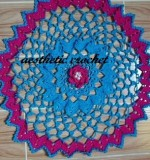 doily Created By Aesthetic crochet Posted By Aesthetic Crochet