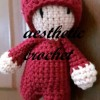 crochet keychain Created By Aesthetic crochet Posted By Aesthetic Crochet