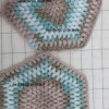 crochet hot potcoaster Created By Aesthetic crochet Posted By Aesthetic Crochet