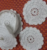 mug coasters Created By Aesthetic crochet Posted By Aesthetic Crochet