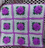 cushion cover Created By Aesthetic crochet Posted By Aesthetic Crochet