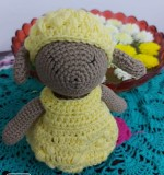 crochet sheep Created By  Posted By Aesthetic Crochet