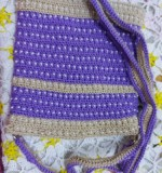 Crochet cross body bag Created By Aesthetic crochet Posted By Aesthetic Crochet