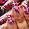 Flowers Nail Polish Created By Sara Posted By Qatar Accessories 2222