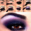 Purple Makeup Created By Sara Posted By Qatar Accessories 2222