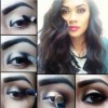 Elegant Makeup Created By Sara Posted By Qatar Accessories 2222