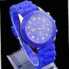 Blue Geneva Watch Created By Sara Posted By Qatar Accessories 2222