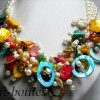 Baroque Necklace Created By Drift Bottles Posted By Qatar Accessories 2222