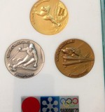 1972 Tokyo Olympics Medals Created By Japan Posted By Ssantique