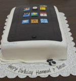 Qatar Collections: Happy Birthday Cake