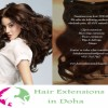 Hair extenisions- clip-in extensions Created By  Posted By Hair Extensions in Doha