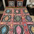 Ralli Sindhi BedSpread sheet with two pillow covers Created By  Posted By Z's Treasure