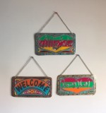 over the door wall hangings Created By zs.trea Posted By Z's Treasure
