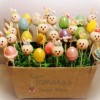 Barney And Friends Cake Pops