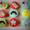 Dora Cupcakes Created By  Posted By Tamara Sweet Bites