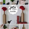 Decorative bottles Created By  Posted By Doha Desert Crafts