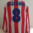 Atletico Madrid match shirt Created By  Posted By Daniel Haas