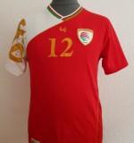 Oman match shirt Created By  Posted By Daniel Haas