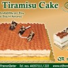 tiramisu cake Created By Eli France Cafe Posted By Eli France Sweets And Coffee Shop