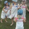 Towel Dresses Created By The SeamStresses Posted By The Seamstresses