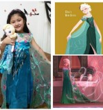 Frozen Fever: Queen Elsa Created By  Posted By King B & Bumblebree's Costumery