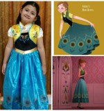 Frozen Fever: Princess Anna Created By  Posted By King B & Bumblebree's Costumery