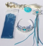 Frozen accessories: Elsa / Anna Created By  Posted By King B & Bumblebree's Costumery