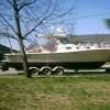 28 ft True World Marine TE 287 Boat