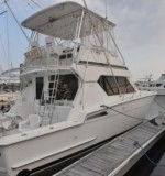 43 ft Hatteras Convertable Fresh Engines Boat Created By Hatteras Posted By Al Omar Marine