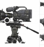 Sony HDW-F900R HD CineAlta camcorder, offering 2.2 million pixels per colour, HDCAM recording and switchable between multiple fr Created By Sony Posted By Gearhouse Broadcast